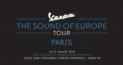 The Sound Of Europe Tour Paris - 13-21 Juilllet 2019